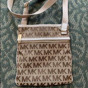 Michael Kors Flat Crossbody Bag